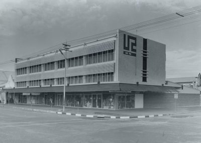 UPINGTON PROPERTIES 1970