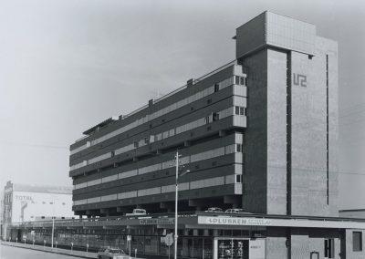 UMBRA BUILDING 1974